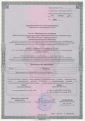 Лицензия (Приложение) (3)